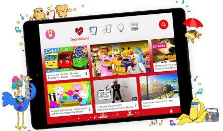 YouTube Kids je dostupný už aj na Slovensku