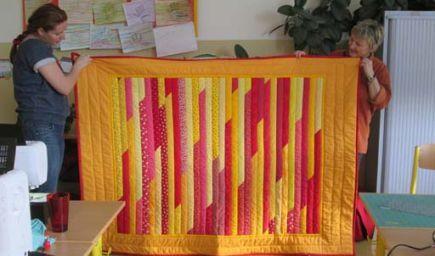 Kurzy šitia patchwork