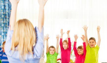 Rozvíjanie koordinačných schopností detí