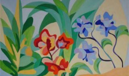 Meditatívne maľovanie - individuálna arteterapia