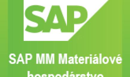 SAP MM Materiálové hospodárstvo