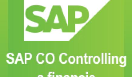 SAP CO Controlling a financie