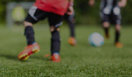 Futbal pre deti od 5 do 9 rokov