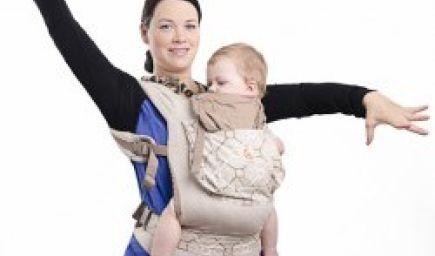 Tanec s bábätkom - ľudové tance