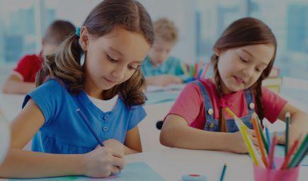 Detský krúžok - Kreslenie a maľovanie