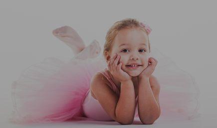Detský krúžok - Tanečné krôčky