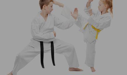 Detské karate pre deti od 4. rokov