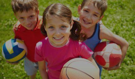 Basketbal pre najmenších