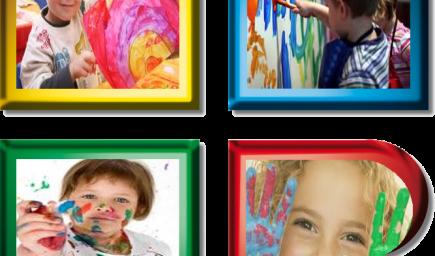 Kreslenie a maľovanie pre deti 3 - 8 r.