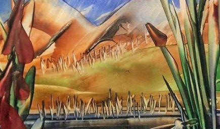 Kurz enkaustiky pre pokročilých - Maľujeme krajinku