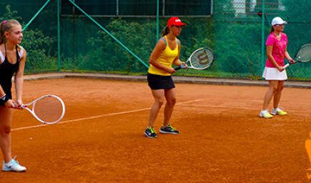 Tennisový tábor - Wachumba OPEN