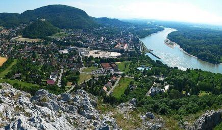 Jednodňový výtvarný kurz pri hrade Hainburg v Rakúsku