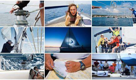 Kapitánsky kurz - veliteľ námorného rekreačného plavidla