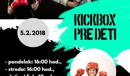 Kickbox pre deti