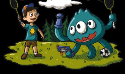 Denný letný tábor GAME CAMP
