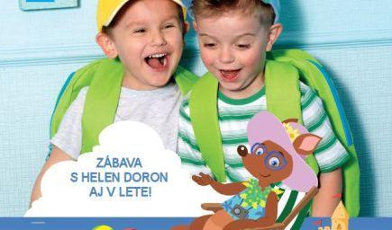 Letný denný tábor Helen Doron English