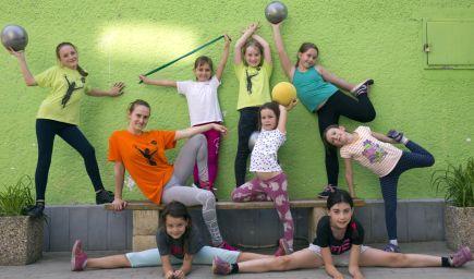 Gymnastika pre deti od 6 rokov