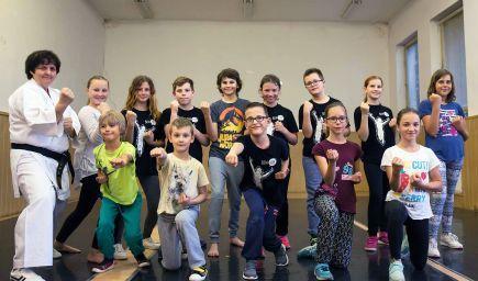 Karate pre deti od 7 rokov