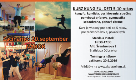Kung fu Dúbravka