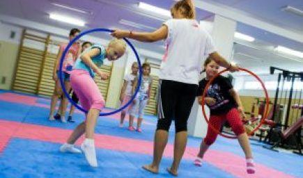 Tanec a Gymnastika: Denný Tábor v Bratislave