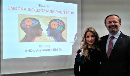 Emočná inteligencia - ako zvládať emócie. ONLINE