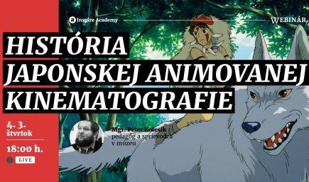 História japonskej animovanej kinematografickej tvorby