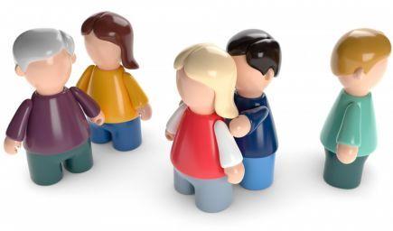 výcvik rodinné konštelácie (figúrkové)