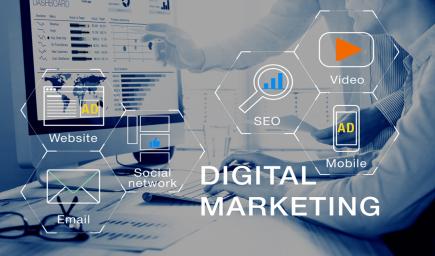 Digital Marketing Professional at QLS Level 5