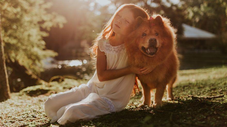 11 výhod, prečo dopriať dieťaťu domáce zviera