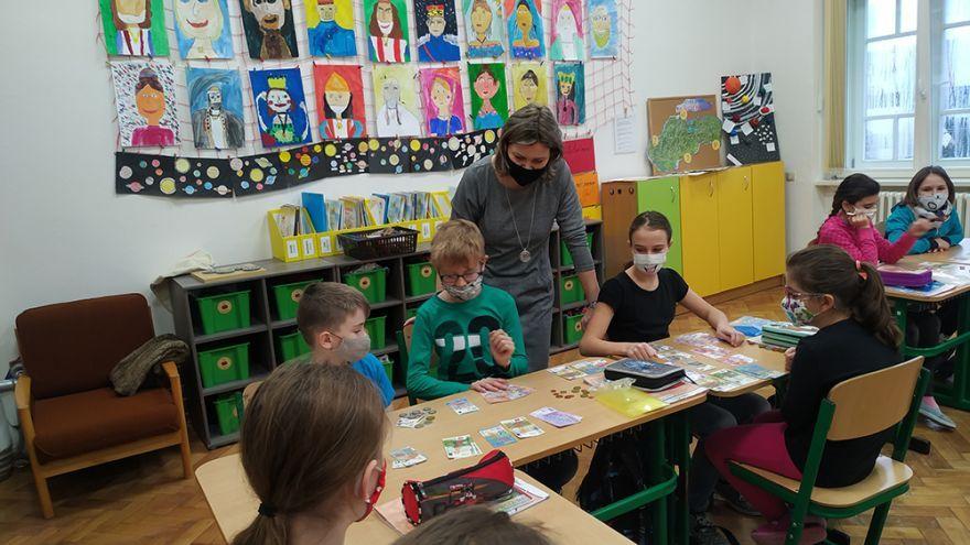 Učiteľka Ľubica Demčáková: Na hodinách nie je najdôležitejšie učivo