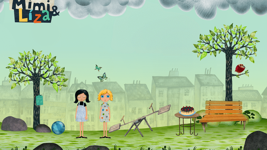 Na Slovensku vzniká hra na motívy detského seriálu Mimi a Líza
