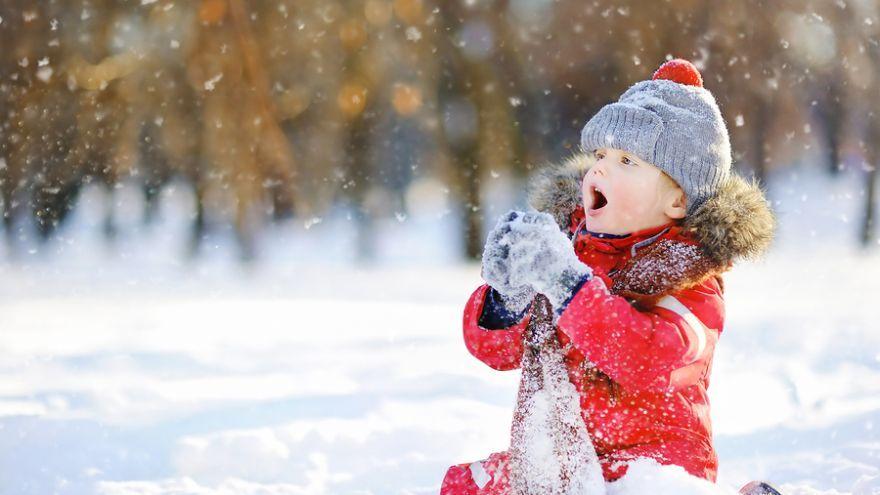 10 tipov na hry na snehu pre celú rodinu