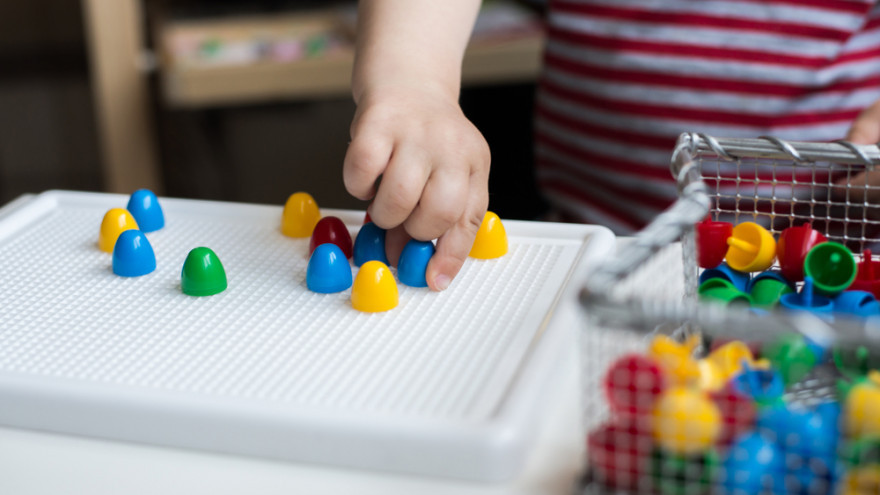 Aktivity rozvíjajúce správny úchop u dieťaťa v predškolskom veku