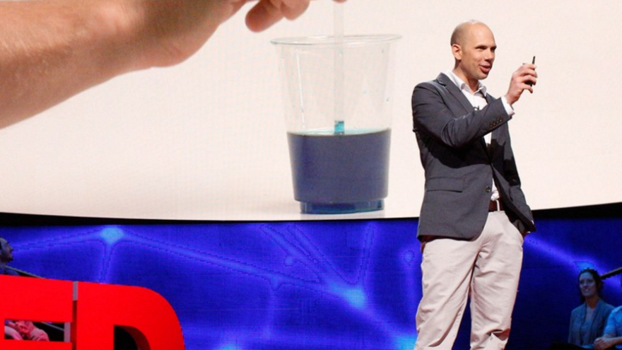 Foto: Screenshot TEDx