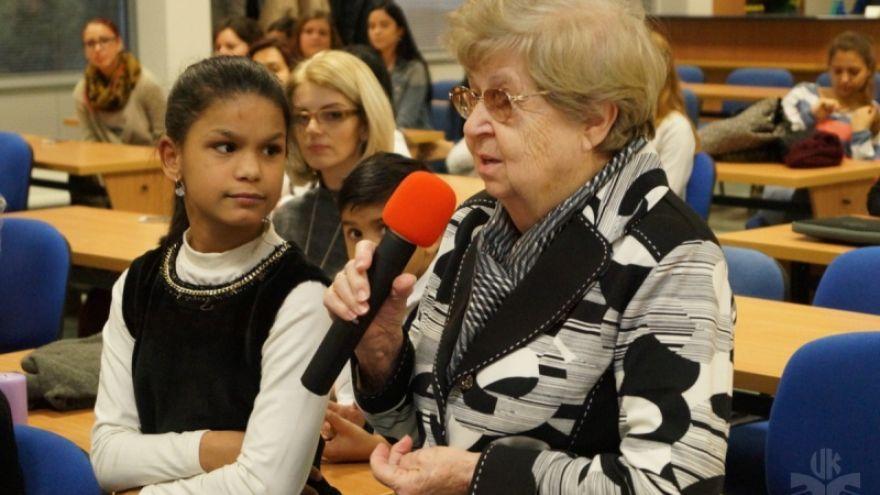 Projekt seniorov a detí z detského domova v Prešove priniesol výhody pre obe strany.