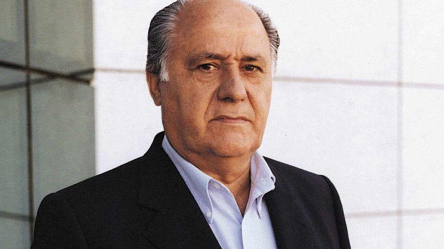 Španiel Amancio Ortega Gaona, zakladateľ populárnej módnej značky Zara