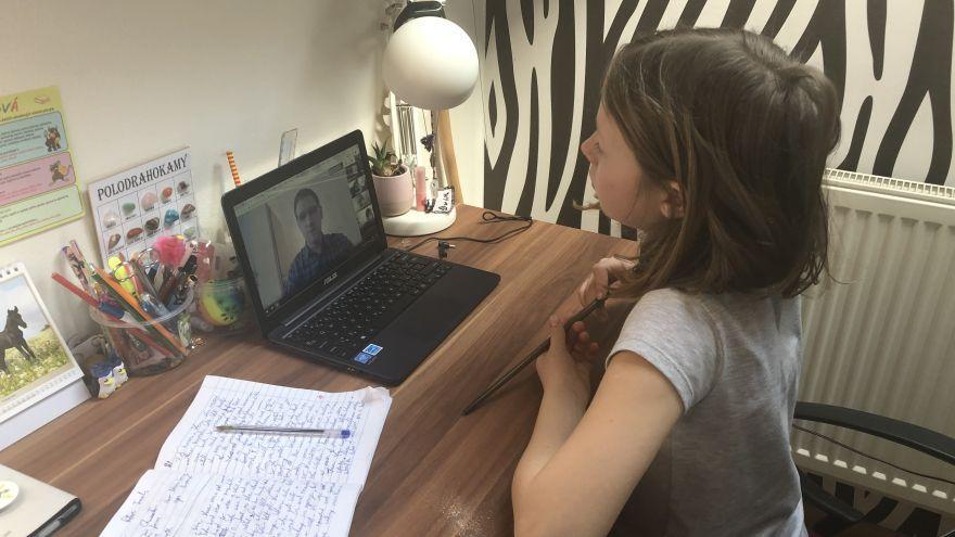 Online vyučovanie v Brilliant Stars