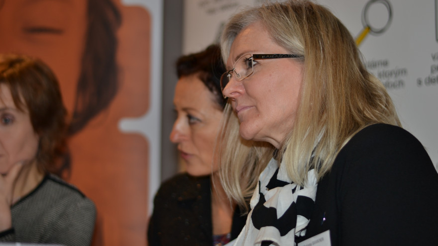 Marjaana Manninen je fínska expertka na vzdelávanie, ktorá zavítala na Slovensko predstaviť nové kurikulum fínskych základných škôl.