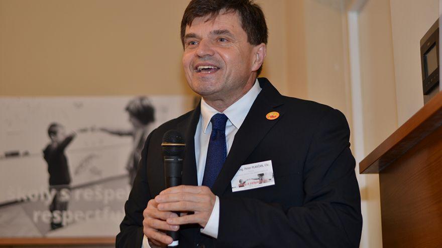 Minister školstva Peter Plavčan predstavil na konferencii pripravovaný Národný program.