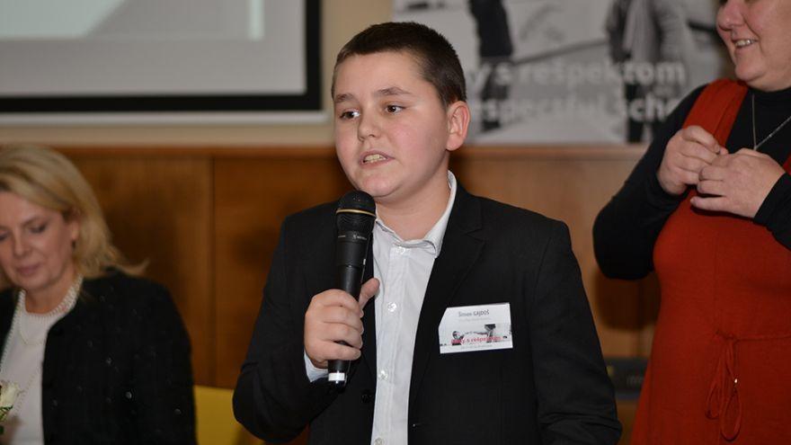 Na konferencii Škola s rešpektom boli rešpektované aj názory detí.