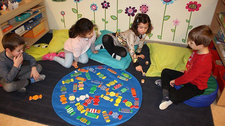 Hry na rozvoj slovenského jazyka u bilingválnych detí.