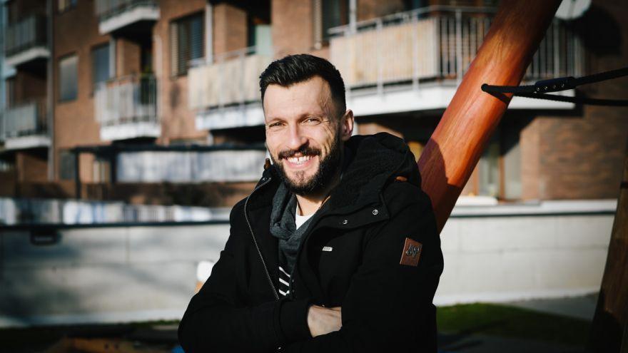 Michal Kubalák, riaditeľ materskej školy littleBIG v Bratislave / Foto: Zuzana Gránska