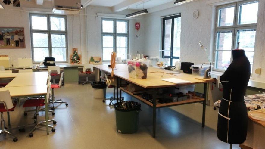 Učebňa Åbo Akademi University