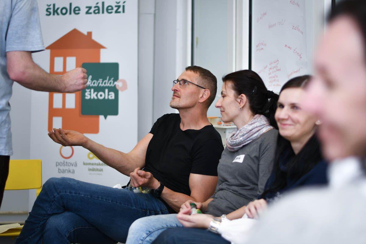 Zuzana Labašová: Učiť deti v školách pomocou zážitkov je obohacujúce pre všetkých