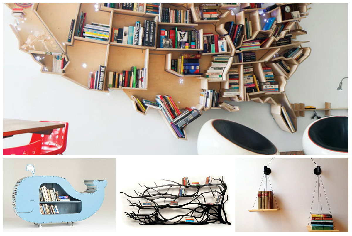 Knižnice, ktoré si zamilujete na prvý pohľad
