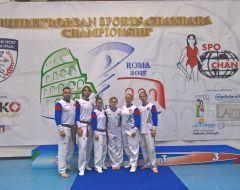 Majstrovstvá Európy - Rím