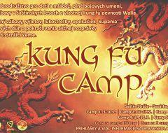 Kung fu camp 2021 - tábory pre deti, tábory 2021