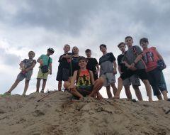 Denný letný camp 2021, Škola Šeliem - Kung fu tábor